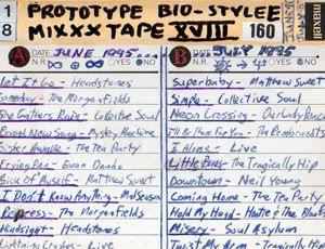 Prototype Bio-Stylee Mixxx Tape XVIII