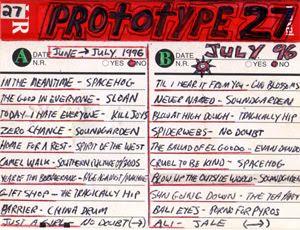 Prototype 27 Cover