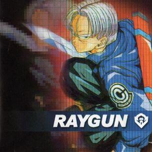 Raygun 1 Cover